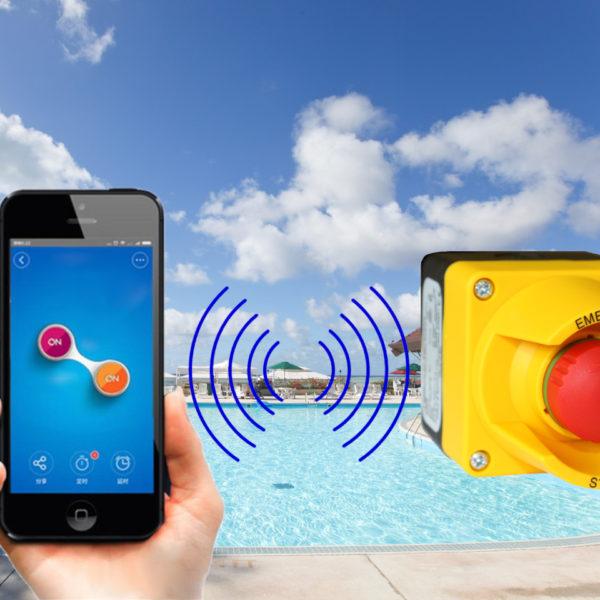 digy - emergency Mobile RF Wifi Acil Durdurma Acil Yardım