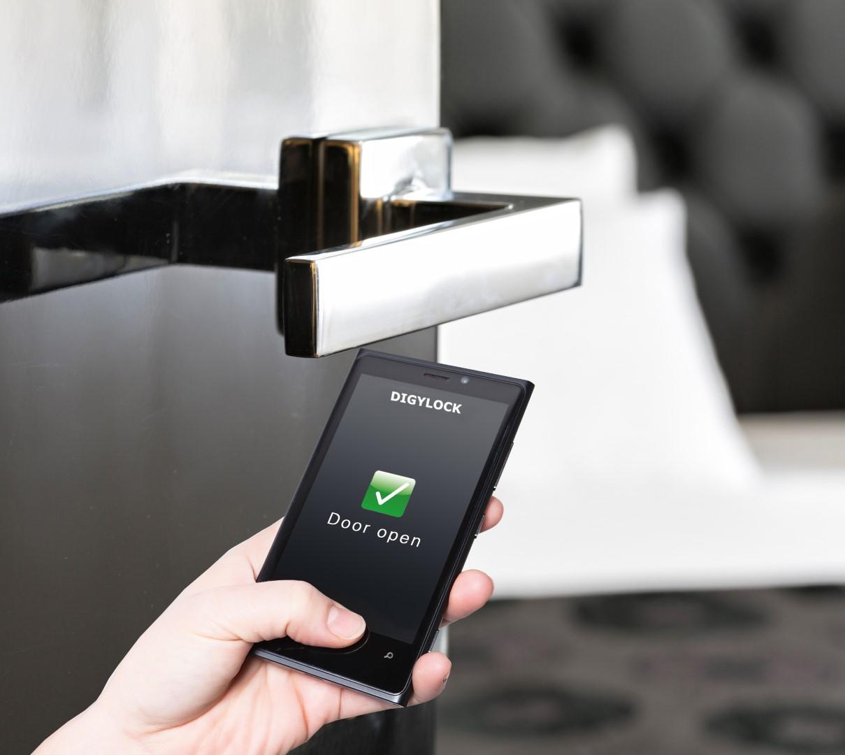 Mobile Cep Telefonu Kapı Kilit